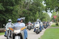 Fallen Heroes Memorial Ride