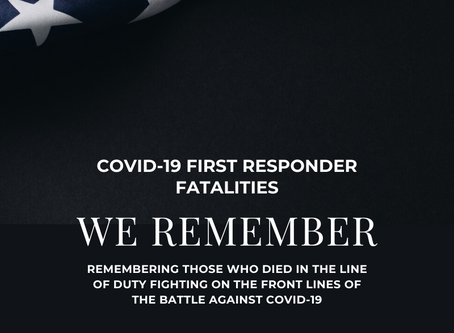 COVID-19 First Responder Fatalities