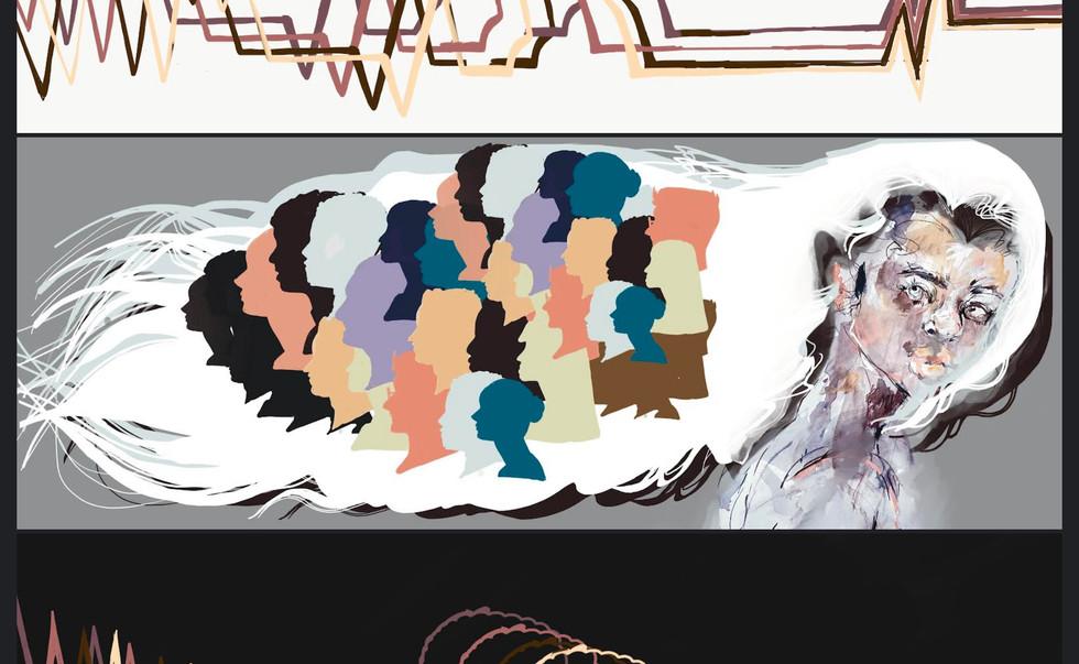 """Concept Art theme """"Diversity"""""""