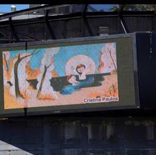 Women Expo Billboards, Los Angeles, Wilshire Blvd.