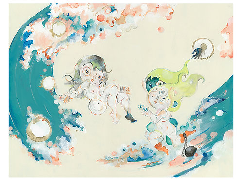 """""""Undertow"""", Giclee Limited Print"""