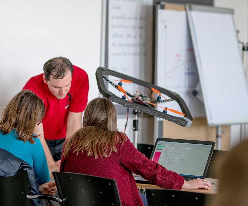 QCS Lehrsystem