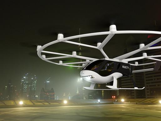 Das Flugtaxi – Die Innovation der Zukunft