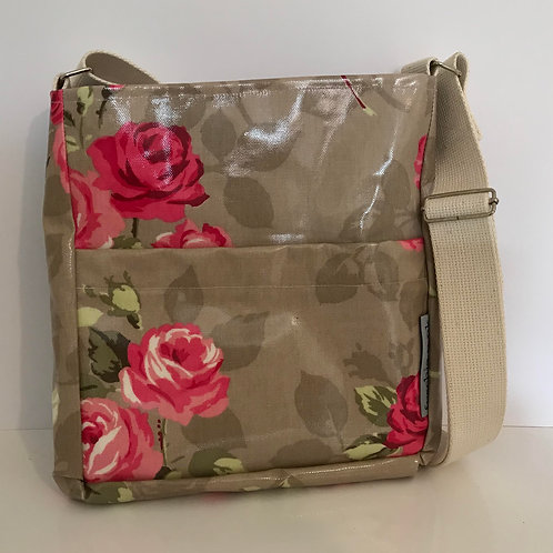 Messenger Bag (Flower)