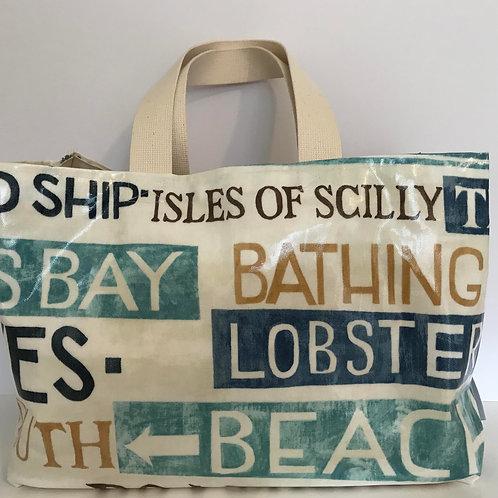 Beach Bag (Words)
