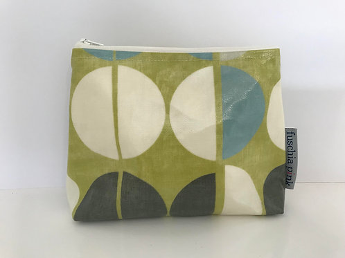 Makeup Bag (Circles)