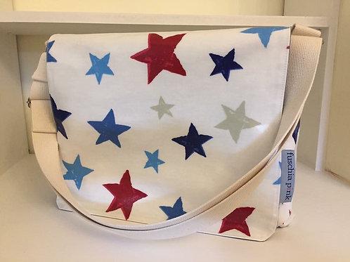 Baby Bag (Multi Coloured Stars)