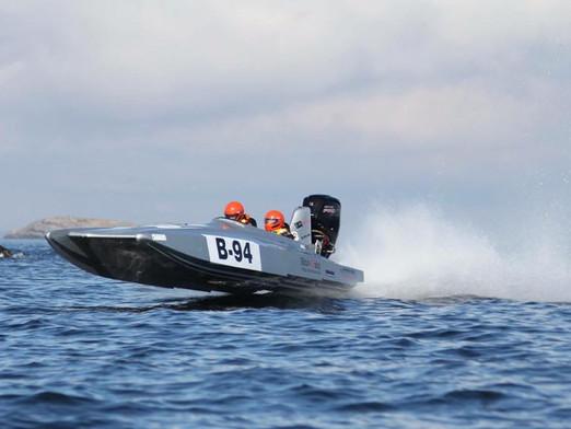 UIM World Speed Record til B-94