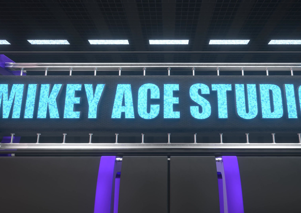 Mikey Ace Studios Sports Bumper