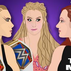 Woman Wrestlers