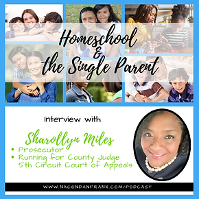 Homeschool and the Single Parent_Intervi