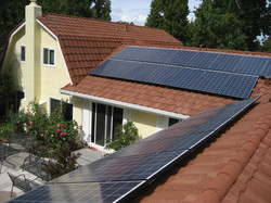 Roof Replacement Solar PV Installation S