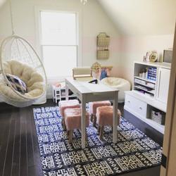 Wayne Girl's Play Room