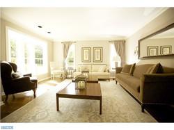 Bryn Mawr Living Room