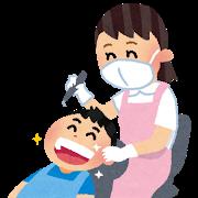歯医者さんと美容院の共通点は予防
