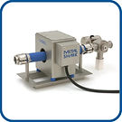 Detector de metales IN LIQUID para líquidos en tuberías especialmente en la industria de alimentos