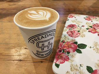 Spreadhouse Cafe (NYC, Lower East Side)