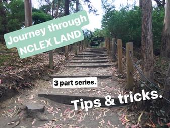 NCLEX BLOG POST SERIES (pre-series post: what is the NCLEX?)