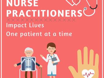 Happy Nurse Practitioner Week! (Nov 11-17)