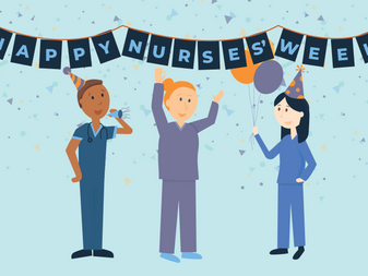 HAPPY NURSES WEEK 2019!