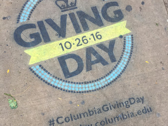 Columbia Giving Day!
