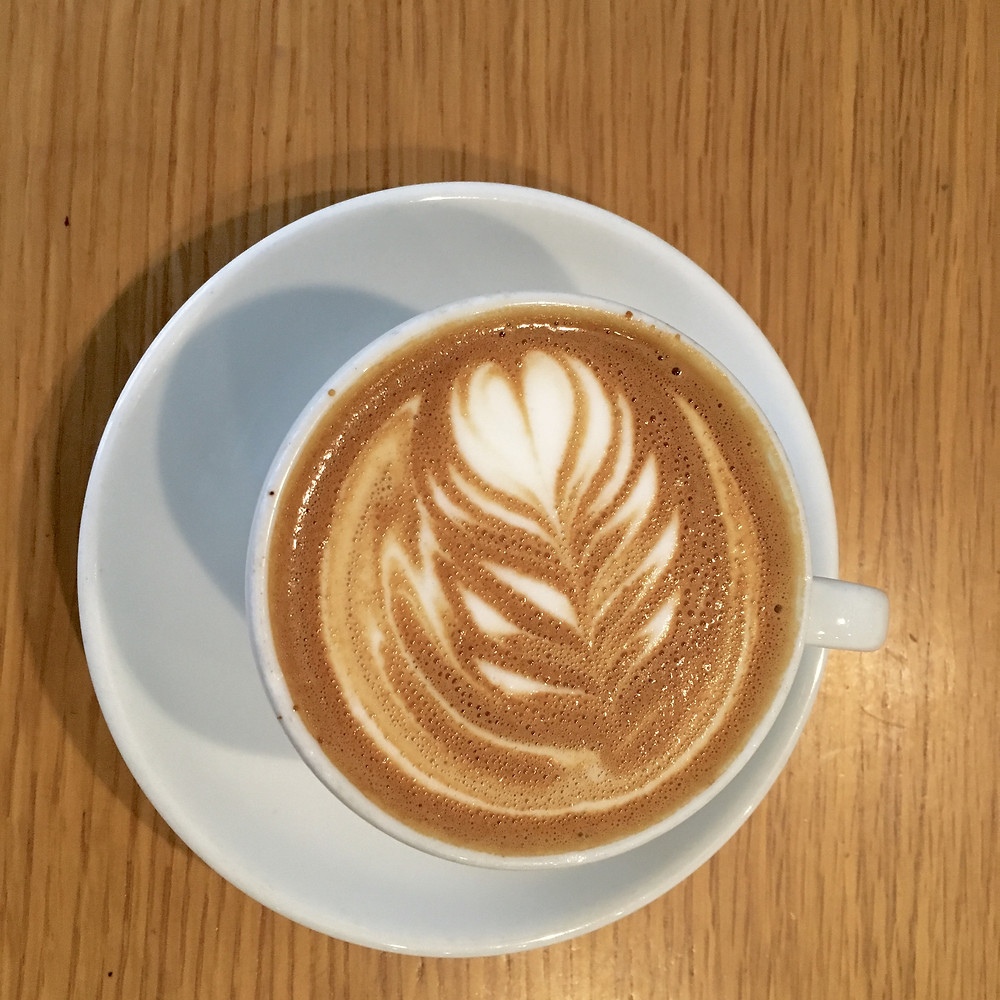 nyc coffee blog