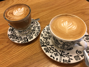 Seven Grams Caffe (NYC, Chelsea)