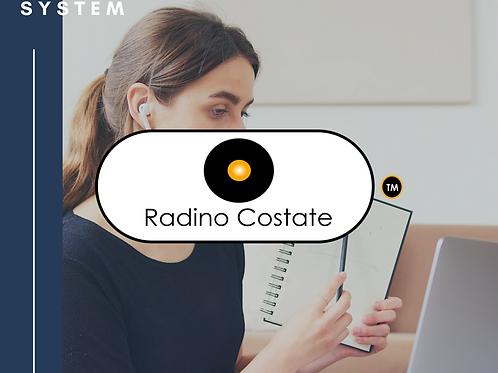 Radino Costate Standard Edition