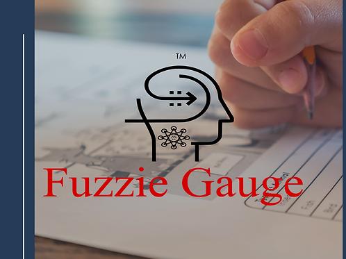SCODEL's Fuzzie Gauge (Rational Test Aptitude)