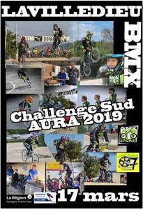 Calendrier Bmx 2019.Challenge Aura Bmx 2019 Lavilledieu