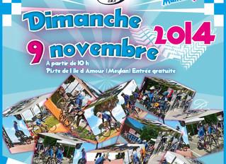 Coupe des lacs Grenoble 9/11/14
