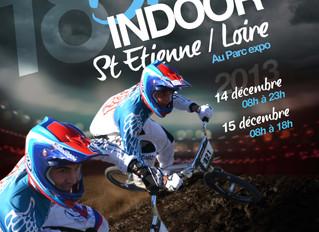 BMX Indoor Saint Etienne 2013