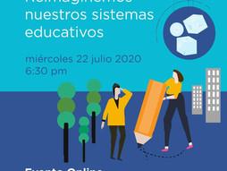 Conversatorio: Re imaginar los Sistemas Educativos. OpenIDEO Bogotá Chapter
