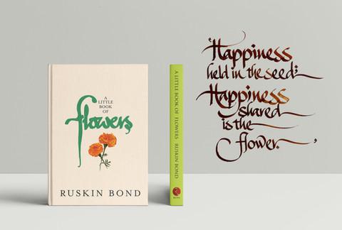 A Little Book Of Flowers - Ruskin Bond