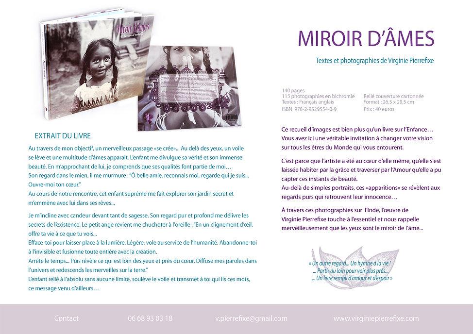 Virginie Pierrefixe Livre Photo Miroir d'âmes Photographe Montpellier Photo Exposition Photographie Voyage