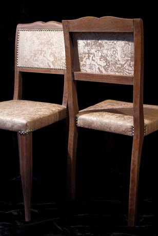 paire de chaises chambre