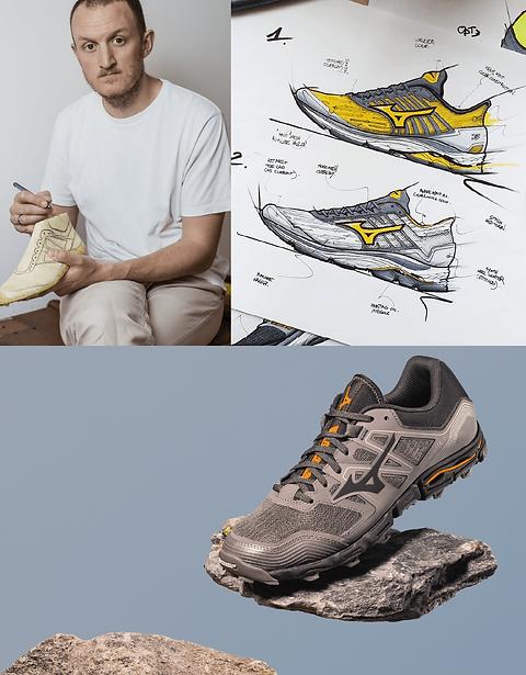 Germain Thomines footwear designer