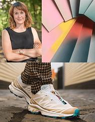 Juliette Rodriguez, colours designer
