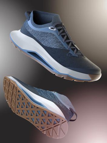 Versatile Footwear