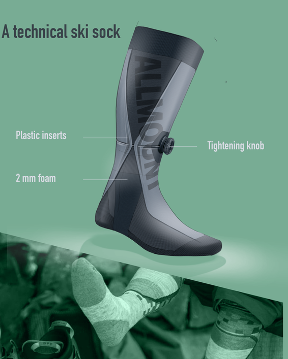 technical sock