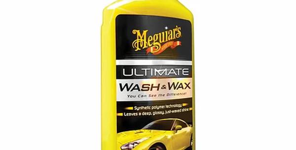 Šampūnas Meguiars  Wash & Wax 473ml