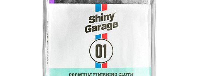 Mikropluošto Šluostė Shiny Garage