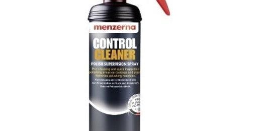 Poliruotų Paviršių Priemonė Menzerna Control Cleaner 500ml