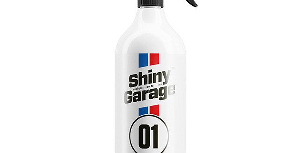 Ratlankių Valiklis Shiny Garage Monster Wheel Cleaner 1L