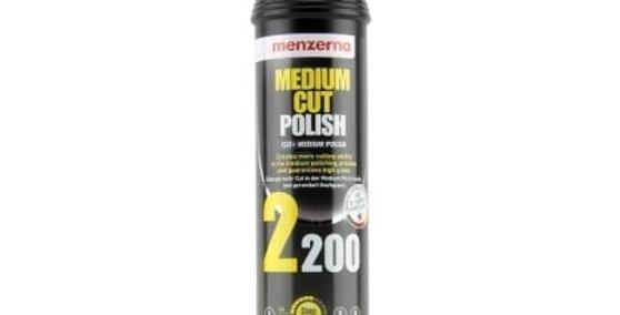 Poliravimo Pasta Menzerna Medium Cut 2200 250ml