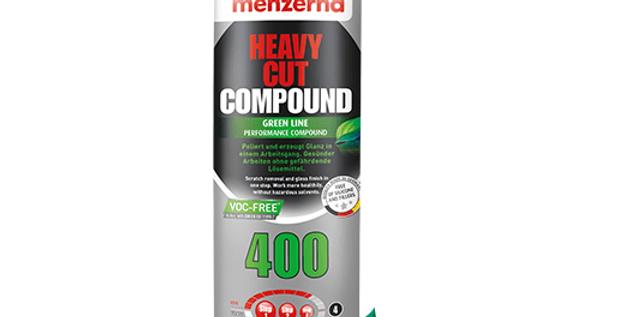 Poliravimo Pasta Menzerna 400 Heavy Cut Greenline