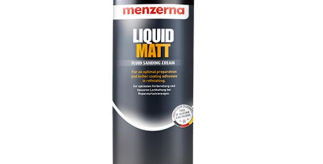 Matinimo-šiaušimo pasta Menzerna Liquid Matt