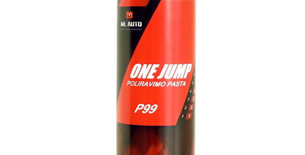 Poliravimo Pasta ML Auto One Jump