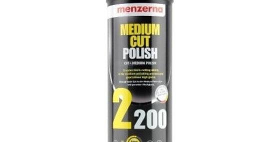 Poliravimo Pasta Menzerna Medium Cut 2200 1L
