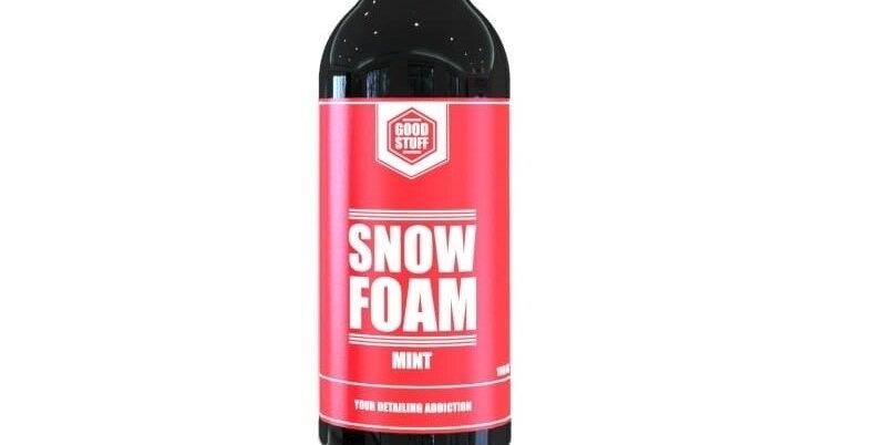 Aktyviosios Putos GOOD STUFF Snow Foam Mint